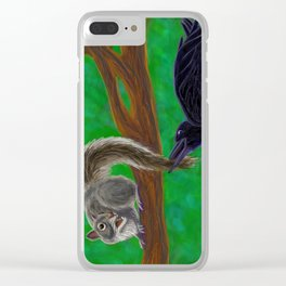 Couldn't Help It Clear iPhone Case
