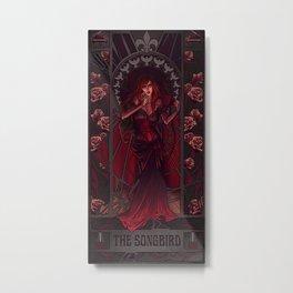 The Songbird Metal Print
