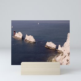 The Needles Mini Art Print