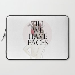 Till We Have Faces II Laptop Sleeve