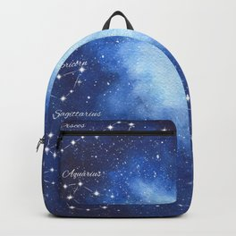 Cosmic Horoscope Backpack