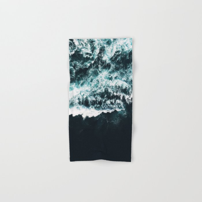 Oceanholic #society6 #decor #buyart Hand & Bath Towel