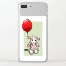 My first balloon Clear iPhone Case