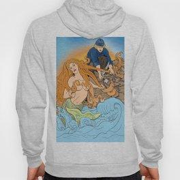 The Entangled Mermaid Hoody