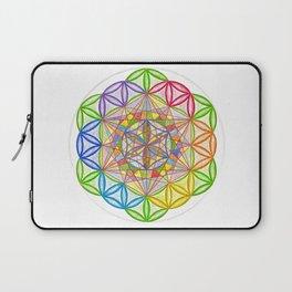 Hidden Jewel - The Rainbow Tribe Collection Laptop Sleeve