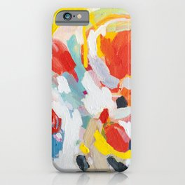 Color Study No. 6 iPhone Case