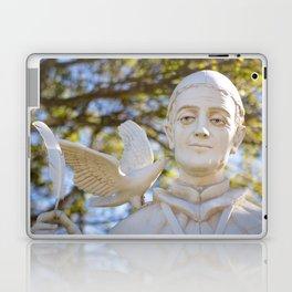 St. Gregory Statue Laptop & iPad Skin