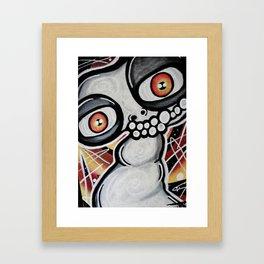 Heck yesss Framed Art Print