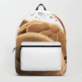 Corious Shar Pei Dog Backpack