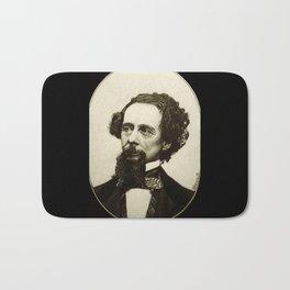 What The Dickens Bath Mat