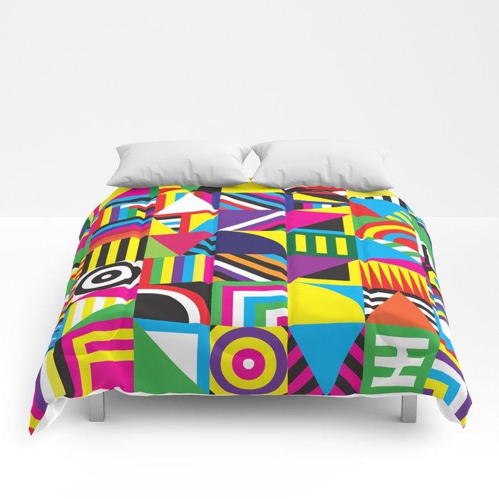 Rainbobox Comforters