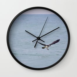 Swing and a Miss Wall Clock