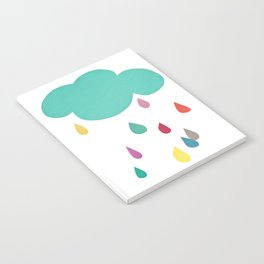 Sunshine and Showers Notebook