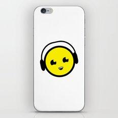 DJ Smile Rave iPhone & iPod Skin
