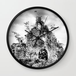 From here to Antiquity Wall Clock