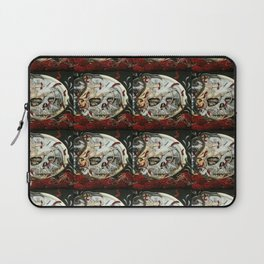 TYME WAITS FOR NONE Laptop Sleeve