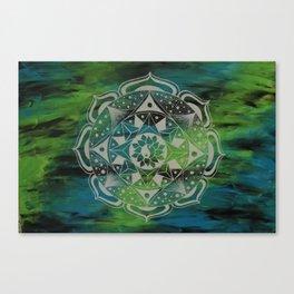 Yin and Yang Canvas Print