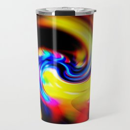 Abstract Perfection 17 Travel Mug