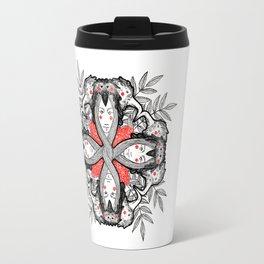 Mandala - Birds Travel Mug