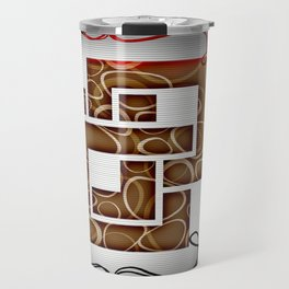Arithmetic Squares Travel Mug