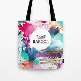 BARCCA by leo tezcucano 2 Tote Bag
