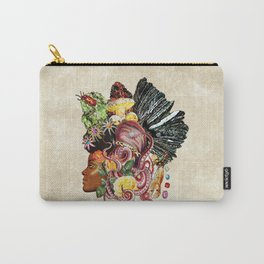 Black Beauty Carry-All Pouch