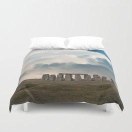 Stonehenge III Duvet Cover