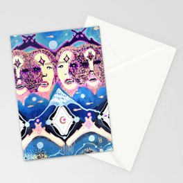 In The Water Stationery Cards