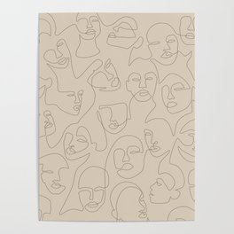 She's Beige Poster