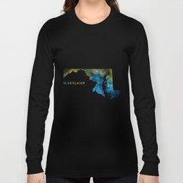 Maryland Long Sleeve T-shirt