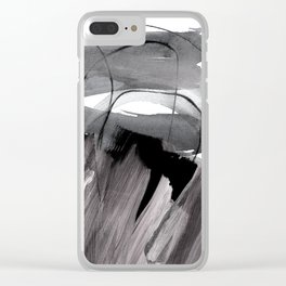 bs 5 Clear iPhone Case