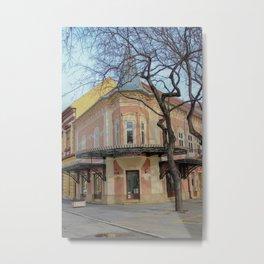 Hausbrandt, Subotica, Serbia Metal Print