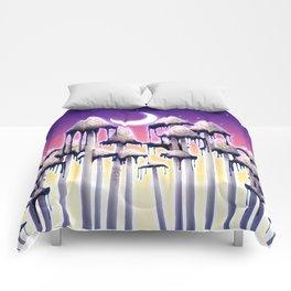 INKCAP - DUSK VERS Comforters