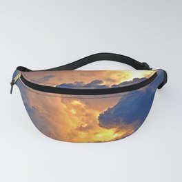 Drama in the Heavens Fanny Pack