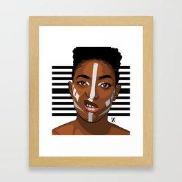Pride of Africa Framed Art Print