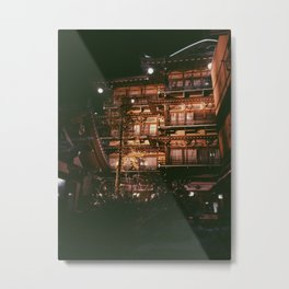 O-ren-G B-ru Metal Print