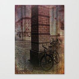 A Pillar of Strength Canvas Print