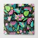 Tropical Flowers & leafs pattern by artonwear