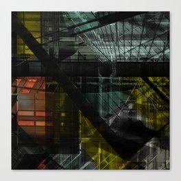 Deeper Heights 2 Canvas Print