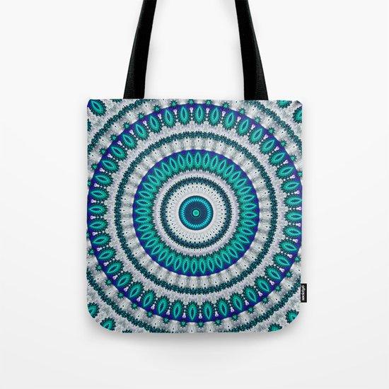 Boho Style mandala Tote Bag