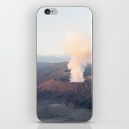 Volcanic Sunrise iPhone Skin