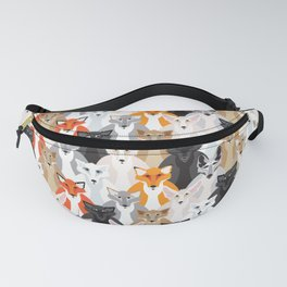Friendly Foxes Fanny Pack