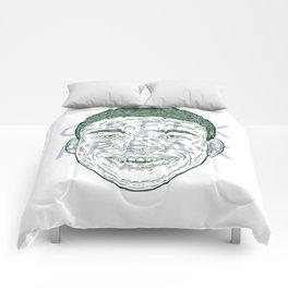 The Greek Freak Comforters