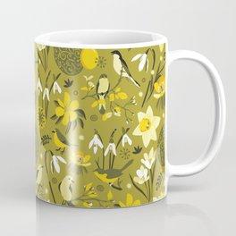 Finally Easter! [mustard] Coffee Mug