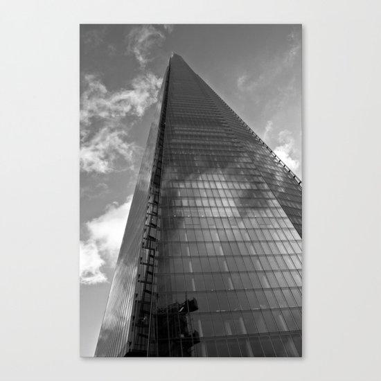 The Shard London Canvas Print