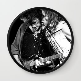 Steven & Joe Wall Clock