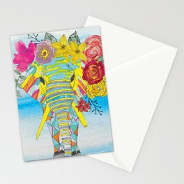 Africa in Cartagena Stationery Cards