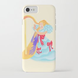 THE STRING/KEYS INCIDENT iPhone Case