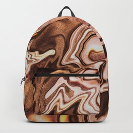 Glitter and Gold Backpack