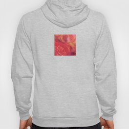 Red square in motion Hoody